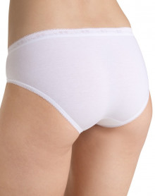 Sloggi Basic + Mini Briefs (pack of 4)