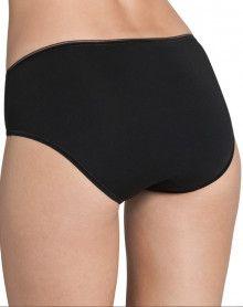 Slip taille haute midi Sloggi Feel Sensational (coton 44%)