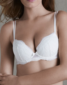 Bra push-up Simone Pérèle Eden Chic natural (NATUREL)