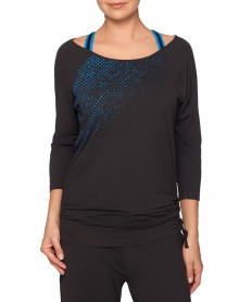 Tee-shirt manches longues Prima Donna The Work Out (COSMIC GREY)