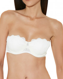 Padded Strapless Aubade Aubade à l'Amour Nacre (NACRE)