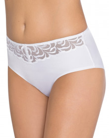 Triumph Modern Finesse white panties