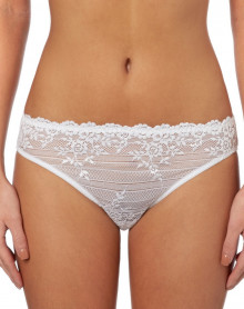 Slip Wacoal Embrace Lace (Delicious White)