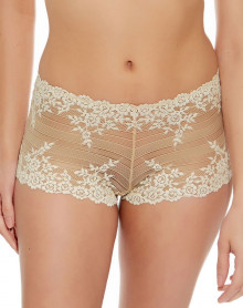 Boxer Wacoal Embrace Lace (Nude) (NATURALLY NUDE)