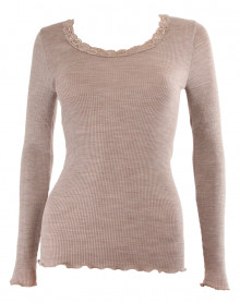 Oscalito Long Sleeve Undershirt 3416 (Hazelnut)