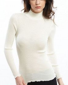 Oscalito Funnel Sweater 3429 (Champagne)