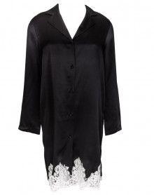 Camisa Lise Charmel Splendeur Soie (Splendeur Noir)
