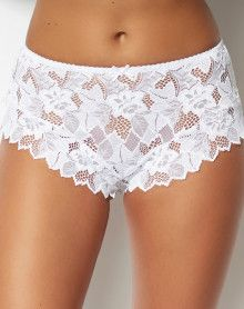 Shorty Arum by Sans Complexe (Blanco)