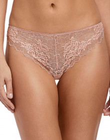 Tanga Wacoal Lace Perfection (Rose mist)