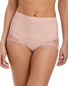 High waist brief Wacoal Lace Perfection (Rose mist)