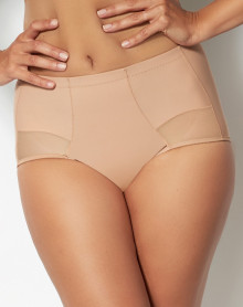 High waist brief Sans Complexe Essentiel Fit (Macchiato)