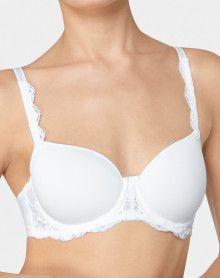 Padded bra Triumph Amourette Charm (White)