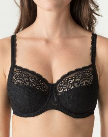 Underwired Bra Prima Donna Twist I Do (Black)