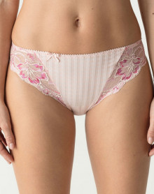 Slip brésilien Prima Donna Madison (Pearly Pink)