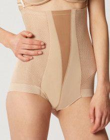High Panty Maison Lejaby Silhouette ( Power Skin)