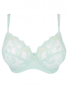 Underwired bra Éprise de Lise Charmel Guipure Charming (Floral Jade)