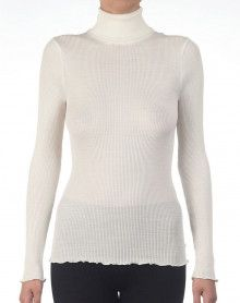 Sweater Turtleneck Oscalito 3438 Champagne