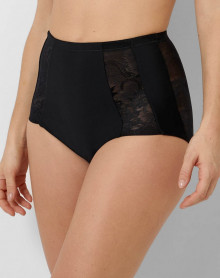 High waist brief Sans Complexe Perfect Shape (Black)