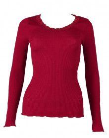 Oscalito Long sleeve Undershirt 3416 (red)