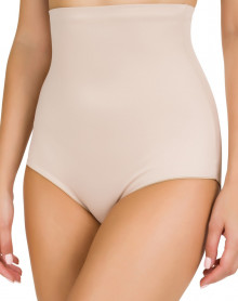High waisted shapewear panty Conturelle Soft Touch (Sand)
