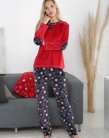 Pyjama velours Massana