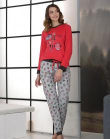 Pyjama 100% cotton Massana