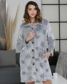 Carbon bathrobe Massana