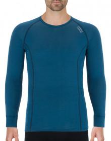 T-shirt à manches longues Athena Thermik (Bleu)