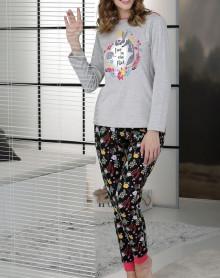 Grey pyjama Massana