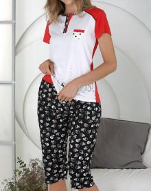 Pyjama à motifs marins Massana