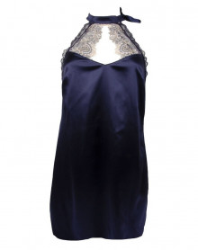 Nuisette Sexy Lise Charmel Fleur Bleue (Sublime Bleu)