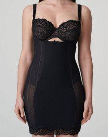 Shapewear Dress Prima Donna Couture (Black)