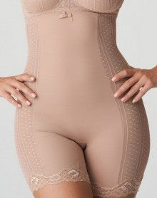 Shapewear High waisted panty Prima Donna Couture (Crème)