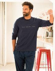 EMINENCE ofrece una colección de pijamas tanto elegantes y cómodos de los hombres.
