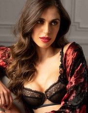 Soirée Libertine collection from the Lise Charmel brand