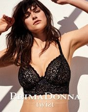 Collection I Do (Black) by the Prima Donna Twist brand