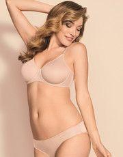 La collection Urban Minimizer de la marque de lingerie Triumph est chic et minimisante.